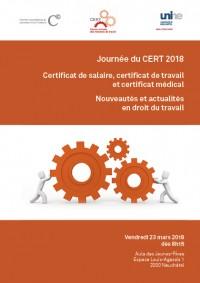Les certificats dans les relations de travail