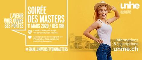 Soirée des Masters - 11 mars 2020
