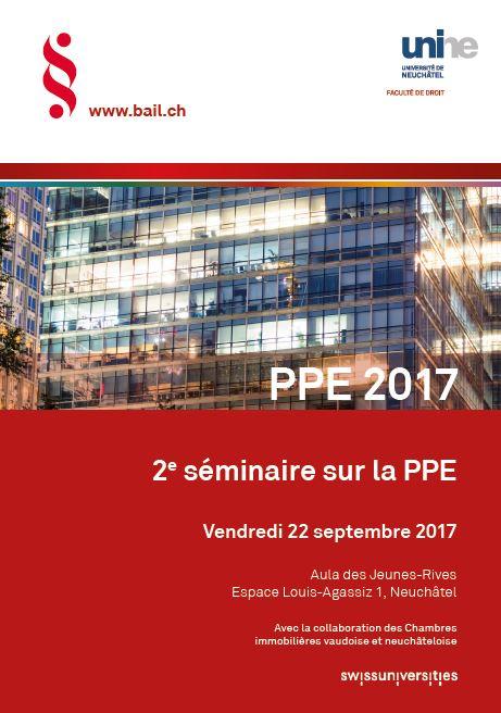 2e Séminaire sur la PPE